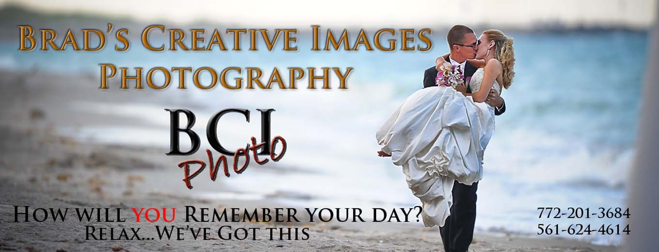Brad's Creative Images, Florida's Best Wedding Photography