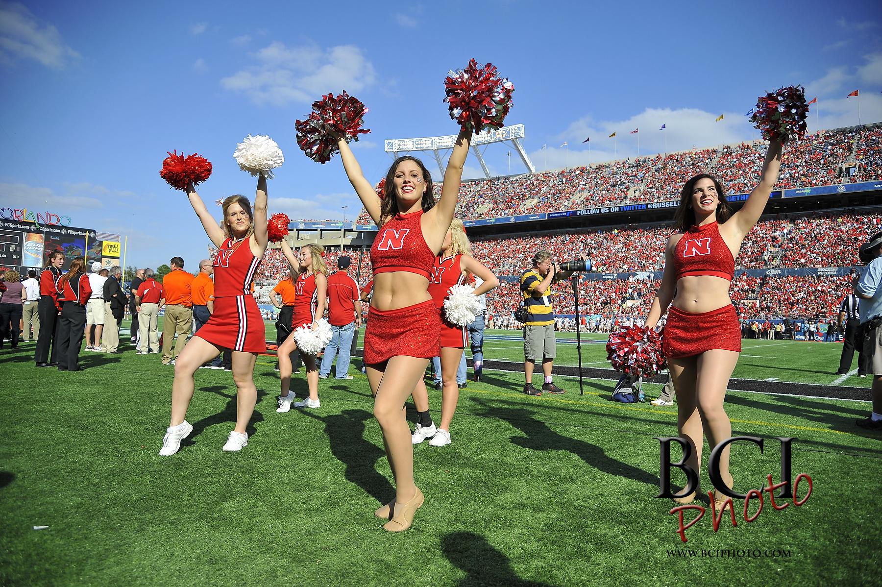 Ncaa Football Capital One Bowl Georgia Vs Nebraska Brads Creative Images