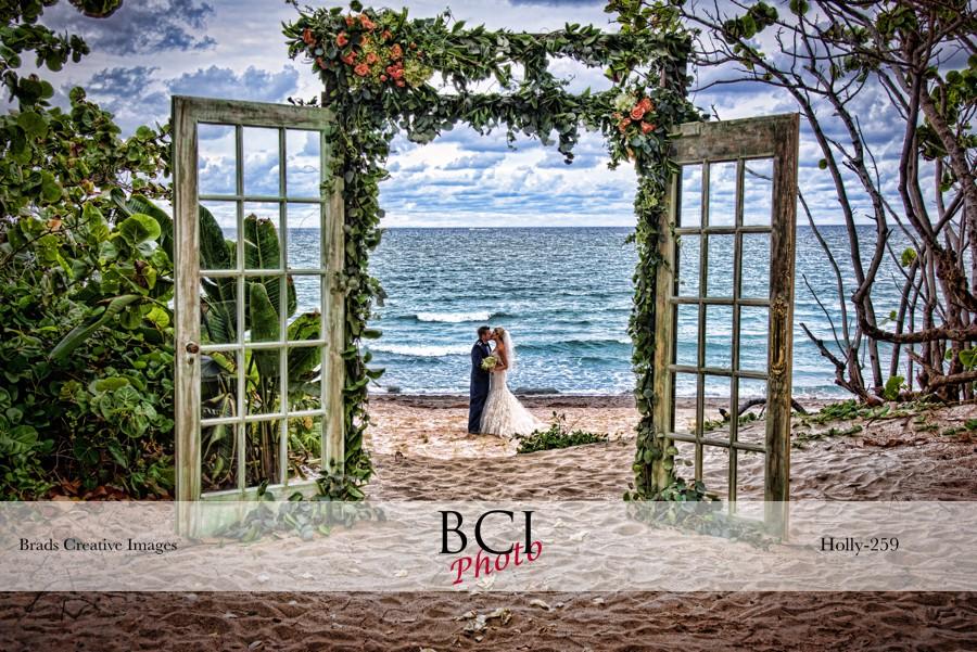 Jupiter Beach Wedding Kicks Off Another Doubleheader Weekend
