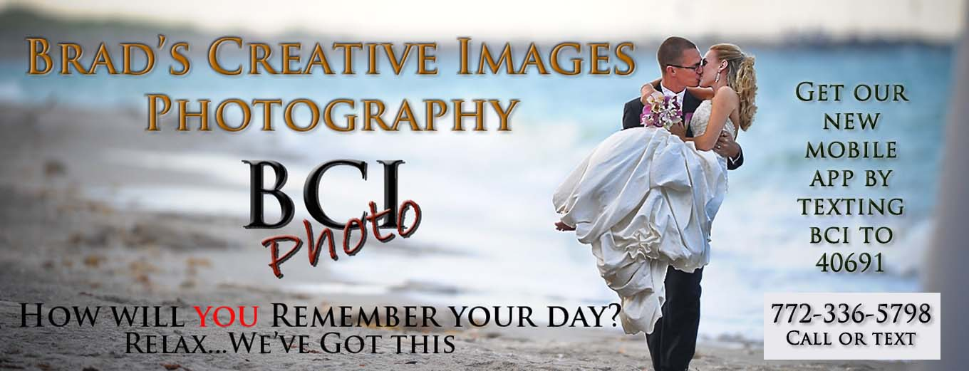 Brads Creative Images, Floridas Best Wedding Photography