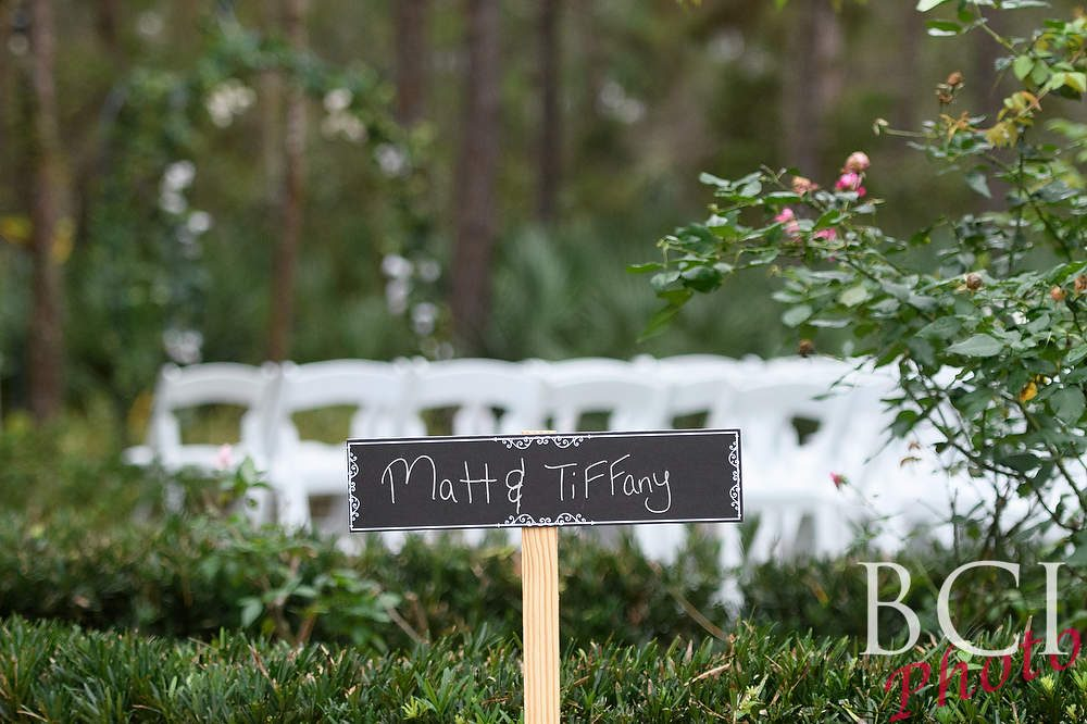 The Wedding Images Of Tiffany And Matt Taken At The Pt St Lucie Botanical  Gardens In Pt St Lucie, Florida. @ Brad Barr / Brads Creative Images