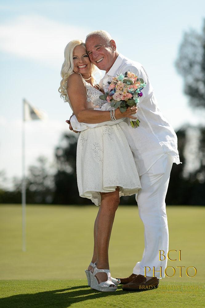 Sunny Beach Wedding with Reception at the Santa Lucia Riverclub at Ballantrae