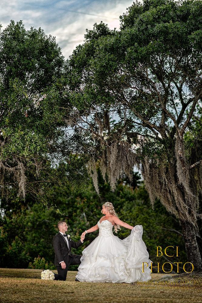 Santa Lucia Riverclub at Ballantrae Wedding Spectacular