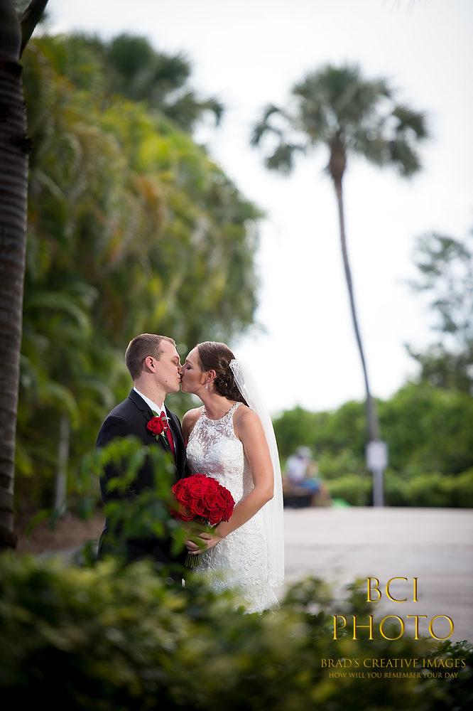 Hot Summer Wedding at Hutchinson Marriott