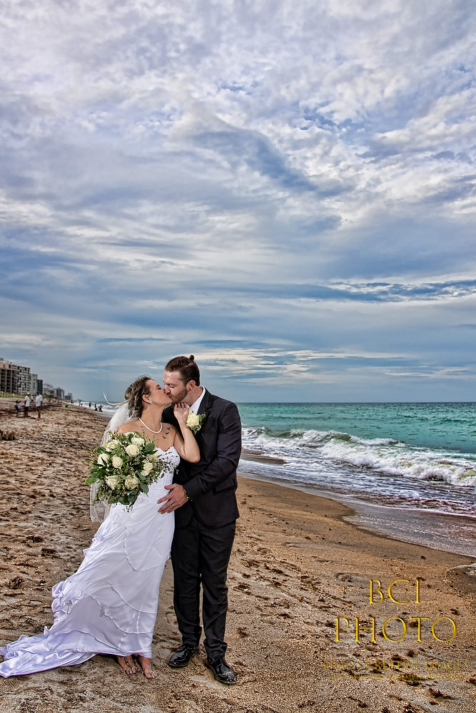 Summertime Beach Bash Wedding at Windmill Village by the Sea