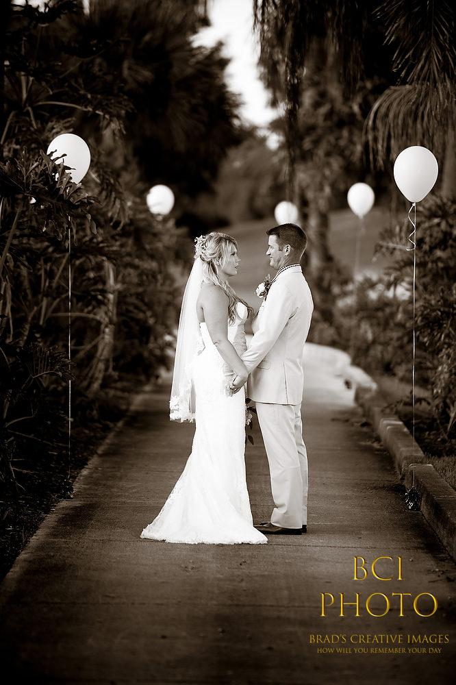 Monarch Country Club Wedding Beats the Rain