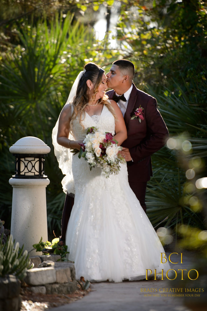 PSL Botanical Gardens Wedding