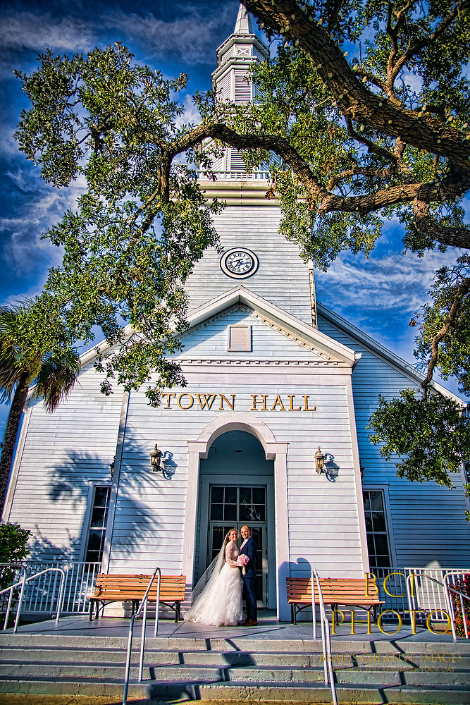 Small Weekday Wedding at Tradition Town Hall