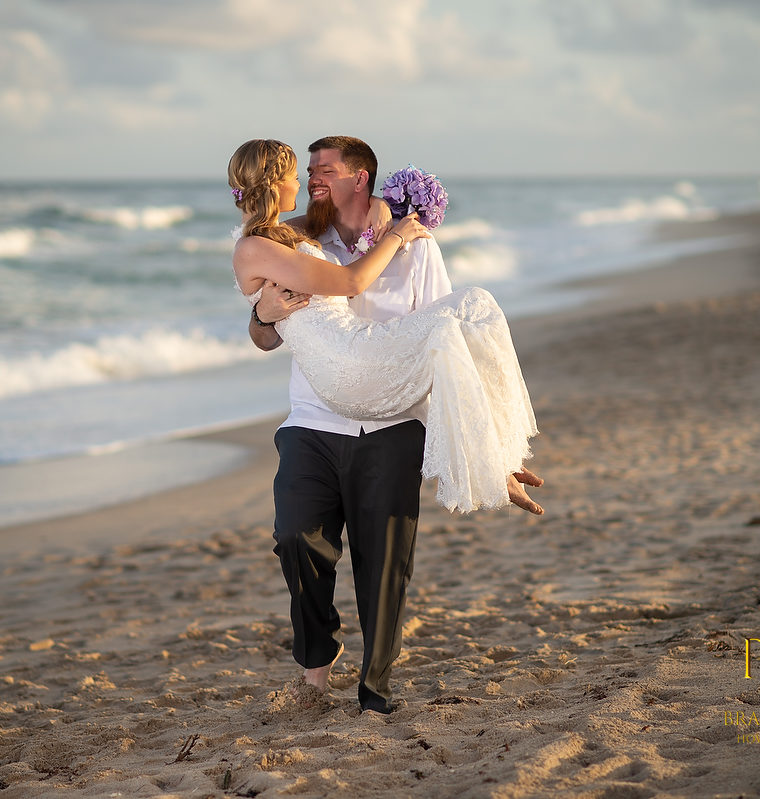 Marriott Harbor Beach Wedding in Fort Lauderdale