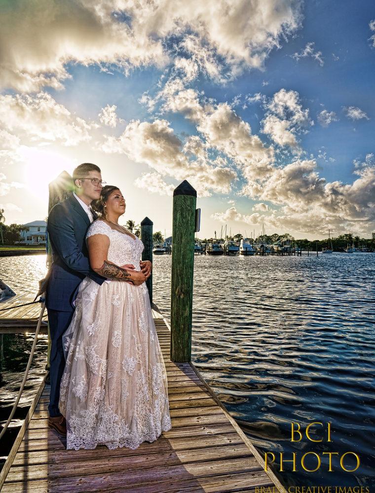 Stuart Corinthian Yacht Club Wedding