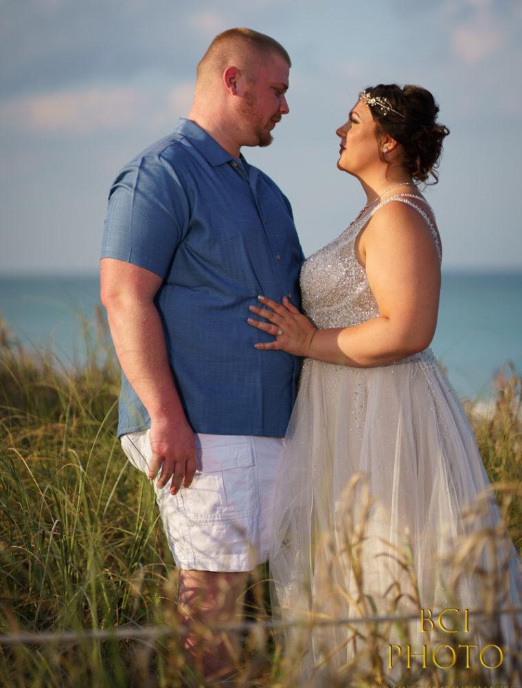 Destination Florida Wedding goes on despite Covid19's best efforts.