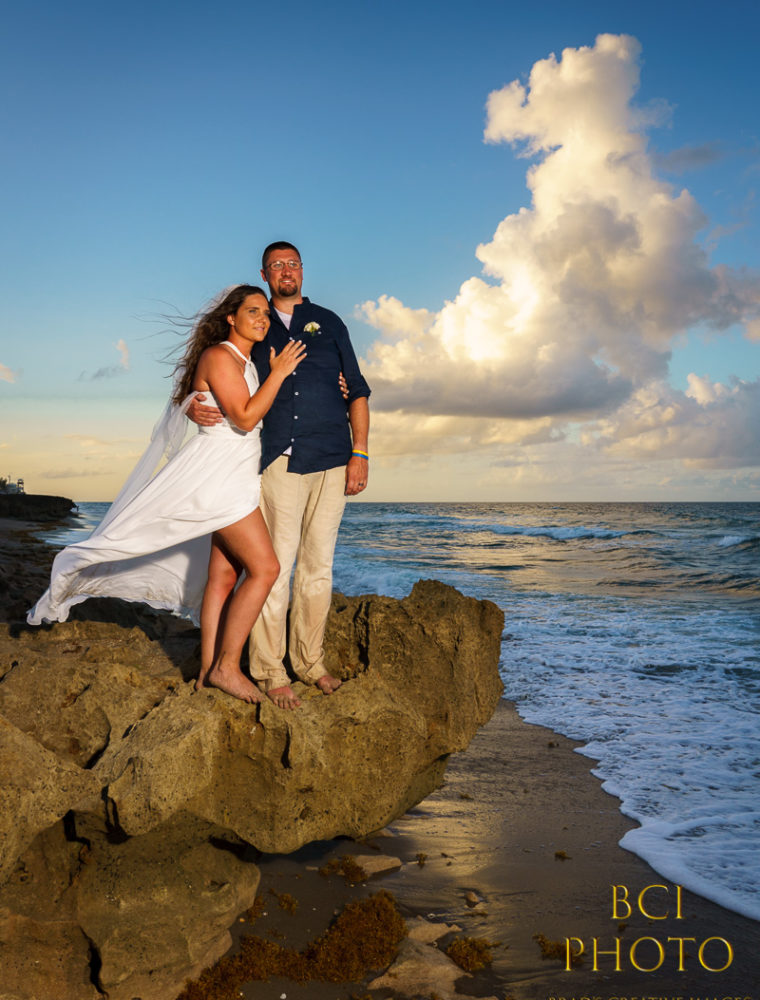 Another Destination Florida Beach Wedding
