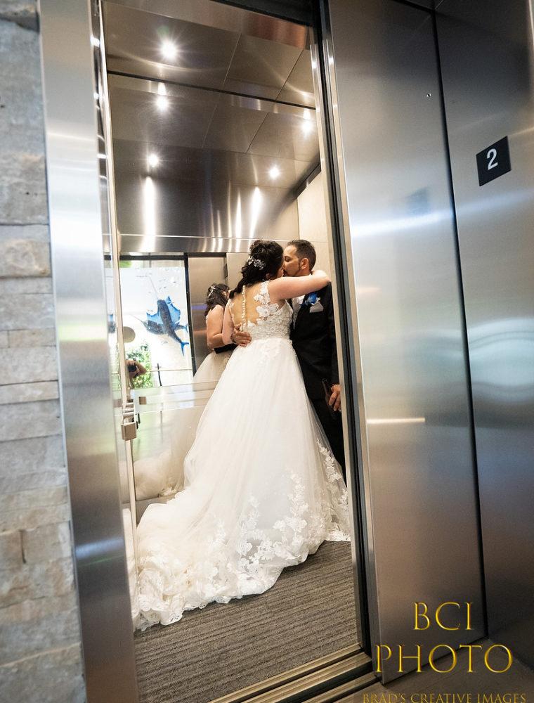Hutchinson Shores Wedding in the AC