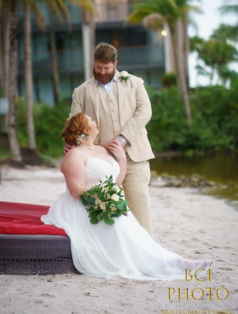 Destination Florida Wedding at Club Med