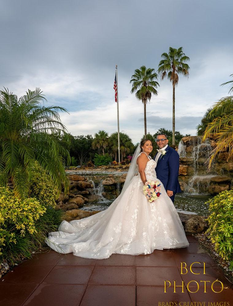 St Lucie Trail Hosts Rainy Day Wedding Magic